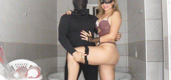 Esposa fazendo sexo amante no motel