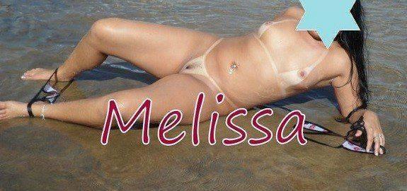 Melissa casada gostosa exibicionista