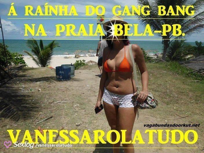 mulher puta na praia (3)