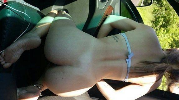 Pelada no carro Ksal sp safado