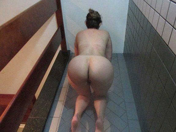 Fotos da esposa pelada no motel