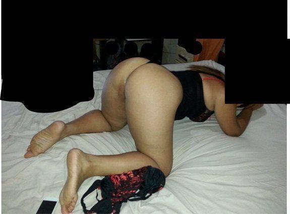 Minha esposa em fotos de sexo