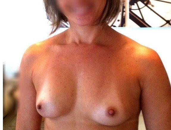 Fotos caseiras dos peitos gostosa da esposa