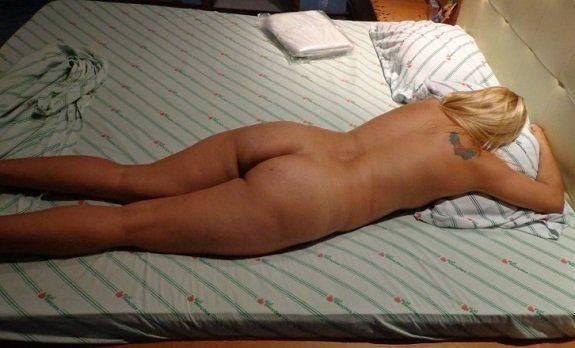 Fotos de sexo com a loirinha