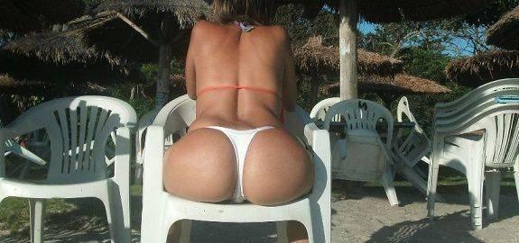 Fotos esposa gostosa de biquíni