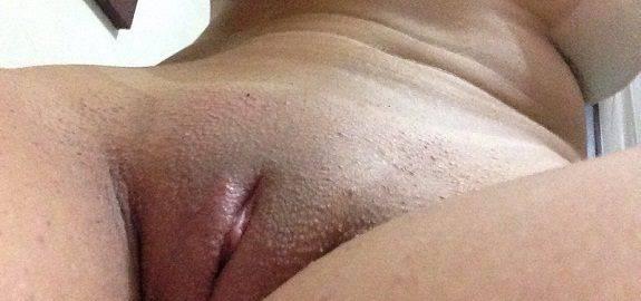Minha loira safada da buceta raspadinha