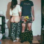 Casal bi sexual e suas fotos amadoras