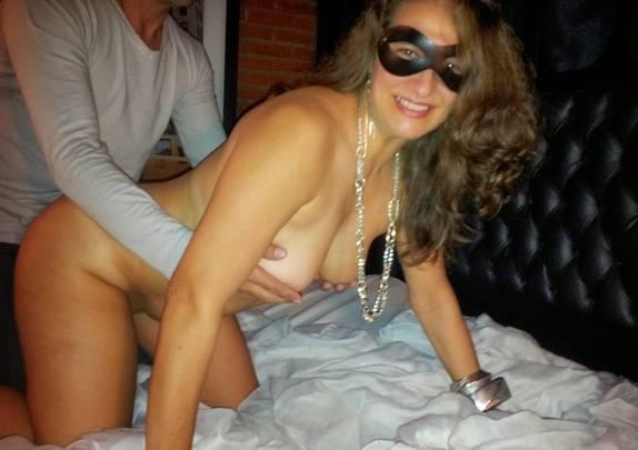 Sra Loba coroa gostosa se exibindo pelada
