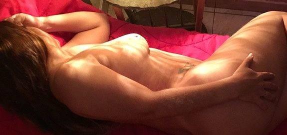 Sra Susy Leal em fotos amadoras toda pelada