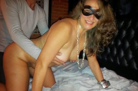 Fotos amadoras de sexo com a Loba quarentona