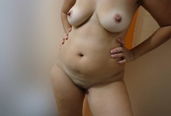 Fotos caseiras da esposa quarentona pelada