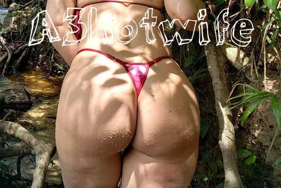 Fotos esposa rabuda de biquíni na cachoeira