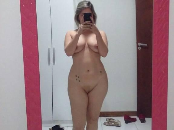 Fotos nude de uma esposa muito gostosa