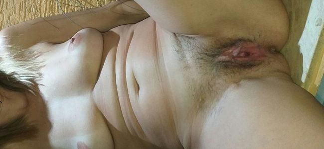 Minha sereia completamente pelada