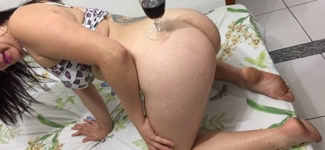 Fotos da esposa da bundinha gostosa demais